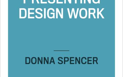 Pre order: Presenting design work
